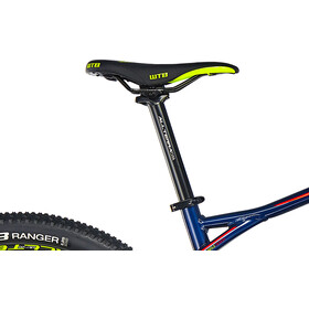 """GT Bicycles Avalanche Elite MTB Hardtail 27,5"""" żółty/niebieski"""